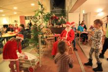 Przybył do nas Mikołaj.