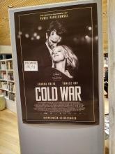 Folketsbio zaprasza na premierę filmu pt. Zimna wojna, Pawlikowskiego